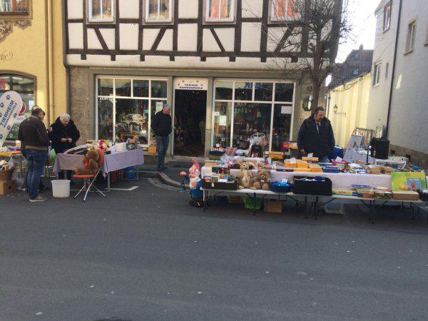 Ostermarkt in Münnerstadt - Sonntag 25. März
