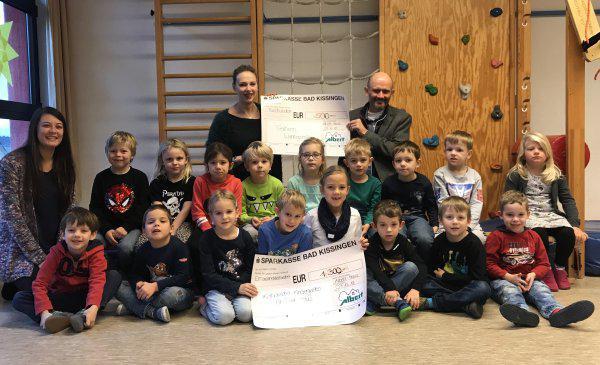 Albert Haus unterstützt Kinder und Tierheim