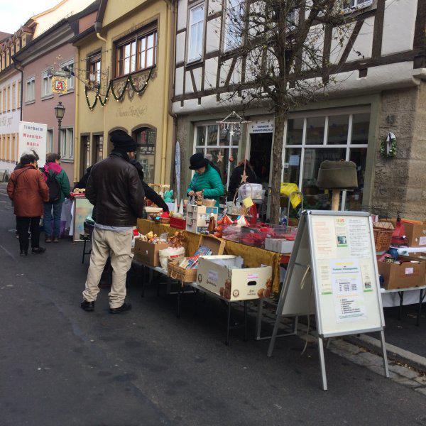 Weihnachtsmarkt in Münnerstadt